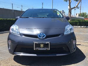 2014 Toyota Prius One Carfax 1-Owner  Winter Gray Metallic See ourentire inventory at wwwOCMO
