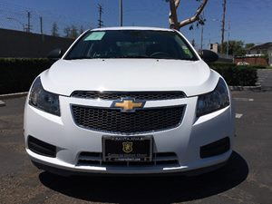 2013 Chevrolet Cruze LS Carfax 1-Owner - No AccidentsDamage Reported  Summit White  We are no