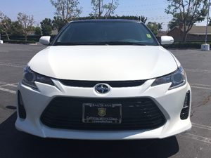 2016 Scion tC  Carfax 1-Owner - No AccidentsDamage Reported  White  We are not responsible fo