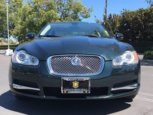 2011 Jaguar XF  Carfax Report - No AccidentsDamage Reported Air Conditioning  AC Convenience