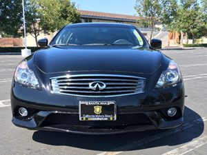 2014 INFINITI Q60 Coupe Sport Carfax 1-Owner - No AccidentsDamage Reported Audio  Auxiliary Aud