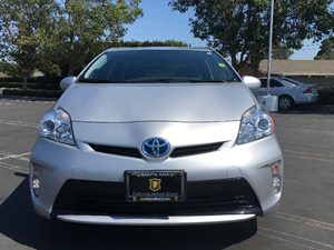 2014 Toyota Prius One Carfax 1-Owner - No AccidentsDamage Reported Audio  Auxiliary Audio Input