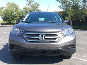 2014 Honda CR-V LX Carfax 1-Owner Audio  Auxiliary Audio Input Convenience  Back-Up Camera Co