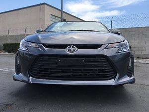 2015 Scion tC  Carfax 1-Owner Audio  Auxiliary Audio Input Day-Night Rearview Mirror Displacem