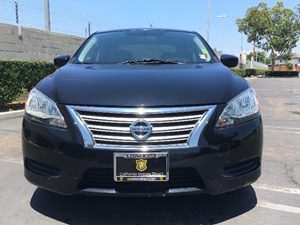 2014 Nissan Sentra S Carfax 1-Owner Audio  Auxiliary Audio Input Day-Night Rearview Mirror Dis