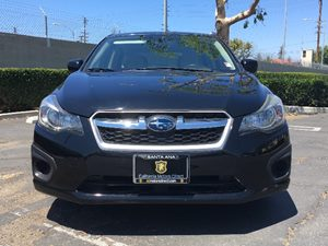 2014 Subaru Impreza Wagon 20i Premium Carfax 1-Owner  Crystal Black Silica  We are not respon