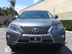 2015 Lexus RX 350  Carfax 1-Owner - No AccidentsDamage Reported  Nebula Gray Pearl  We are no