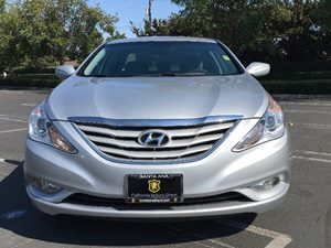 2013 Hyundai Sonata GLS Carfax 1-Owner Air Conditioning AC Audio Auxiliary Audio Input Chrom
