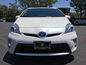 2014 Toyota Prius Two Carfax 1-Owner - No AccidentsDamage Reported  Super White  We are not r
