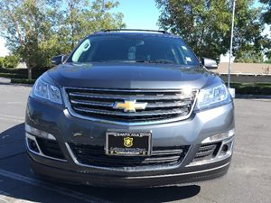 2014 Chevrolet Traverse LT Carfax Report  Cyber Gray Metallic See ourentire inventory at wwwO