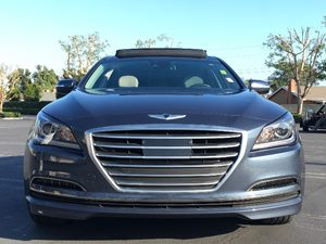 2015 Hyundai Genesis 38L Carfax 1-Owner  Blue  We are not responsible for typographical error