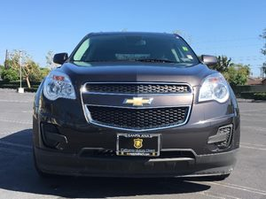 2014 Chevrolet Equinox LT Carfax 1-Owner - No AccidentsDamage Reported  Ashen Gray Metallic