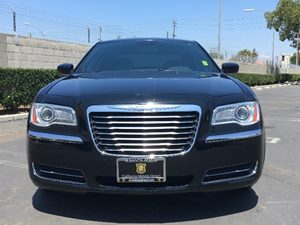 2014 Chrysler 300 Base Carfax Report  Black  We are not responsible for typographical errors