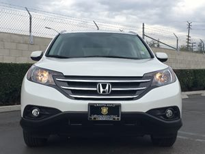 2014 Honda CR-V EX-L Carfax 1-Owner  White Diamond Pearl See ourentire inventory at wwwOCMOTO