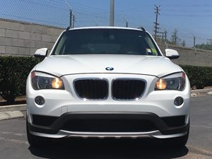 2015 BMW X1 sDrive28i Carfax 1-Owner  White  We are not responsible for typographical errors