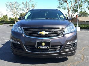2014 Chevrolet Traverse LS Carfax 1-Owner - No AccidentsDamage Reported  Cyber Gray Metallic