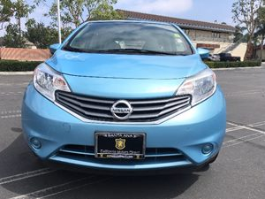 2015 Nissan Versa Note SV Carfax 1-Owner  Blue See ourentire inventory at wwwOCMOTORSDIRECT1
