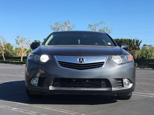2011 Acura TSX Base Carfax 1-Owner - No AccidentsDamage Reported  Gray  We are not responsibl