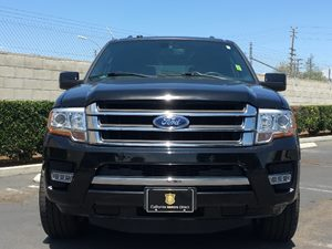 2016 Ford Expedition Limited Carfax Report - No AccidentsDamage Reported  Shadow Black  We ar