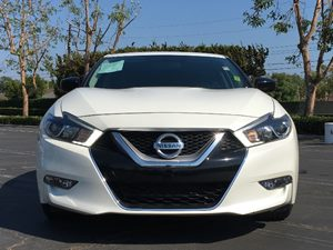 2016 Nissan Maxima 35 S Carfax 1-Owner  Pearl White  We are not responsible for typographical
