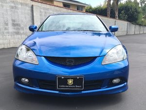 2006 Acura RSX Type-S Carfax Report  Vivid Blue Pearl  We are not responsible for typographica