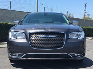 2015 Chrysler 300 C Carfax 1-Owner  Gray  We are not responsible for typographical errors All