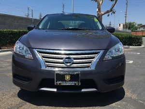 2014 Nissan Sentra SV Carfax 1-Owner - No AccidentsDamage Reported  Gray  We are not responsi