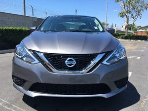 2016 Nissan Sentra S Carfax 1-Owner - No AccidentsDamage Reported  Gray  We are not responsib