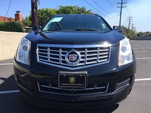 2013 Cadillac SRX Base Carfax Report  Gray Flannel Metallic  We are not responsible for typogr