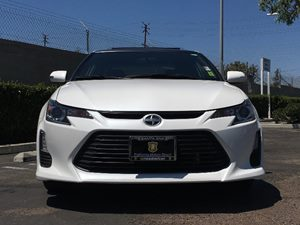 2015 Scion tC Base Carfax 1-Owner  White  We are not responsible for typographical errors All