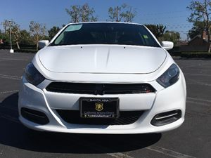 2015 Dodge Dart SXT Carfax 1-Owner  Bright White Clearcoat  We are not responsible for typogra