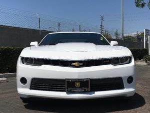2014 Chevrolet Camaro LT Carfax 1-Owner - No AccidentsDamage Reported Transmission 6-Speed Auto