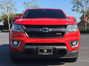 2016 Chevrolet Colorado Z71 Carfax 1-Owner  Red  We are not responsible for typographical erro