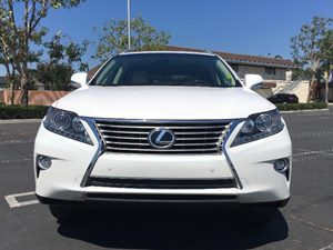 2015 Lexus RX 350 Base Carfax 1-Owner  White  We are not responsible for typographical errors