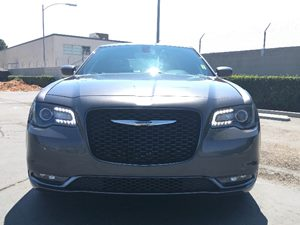 2015 Chrysler 300 S Carfax 1-Owner  Gray  We are not responsible for typographical errors All
