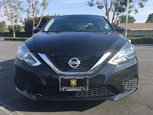 2016 Nissan Sentra S Carfax Report - No AccidentsDamage Reported  Super Black  We are not res