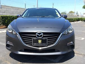 2014 Mazda Mazda3 i Touring Carfax 1-Owner  Meteor Gray Mica  We are not responsible for typog