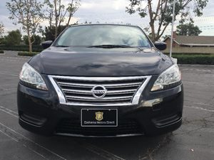 2014 Nissan Sentra S Carfax 1-Owner - No AccidentsDamage Reported  Super Black  We are not re