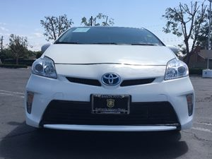 2015 Toyota Prius Two Carfax 1-Owner - No AccidentsDamage Reported  Super White  We are not r