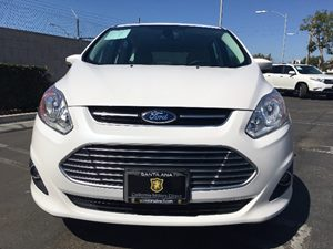 2014 Ford C-Max Energi SEL Carfax 1-Owner - No AccidentsDamage Reported  White  We are not re