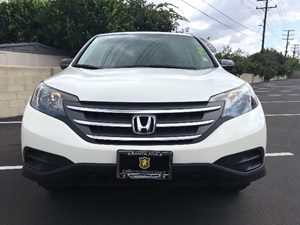 2014 Honda CR-V LX Carfax 1-Owner - No AccidentsDamage Reported  White Diamond Pearl  We are