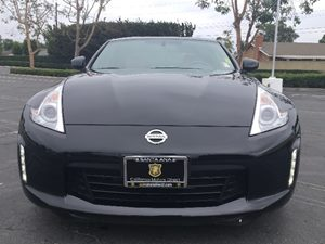 2016 Nissan 370Z Touring Carfax 1-Owner - No AccidentsDamage Reported  Black  We are not resp