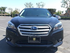 2015 Subaru Legacy 25i Limited Carfax 1-Owner  Crystal Black Silica  We are not responsible f