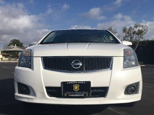 2012 Nissan Sentra 20 SR Carfax Report - No AccidentsDamage Reported  White  We are not resp