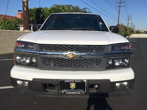 2012 Chevrolet Colorado Work Truck Carfax Report  Summit White  We are not responsible for typ