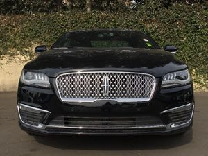 2017 Lincoln MKZ Select Carfax 1-Owner  Black Velvet  We are not responsible for typographical