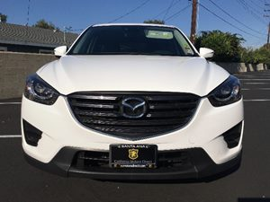 2016 Mazda CX-5 Grand Touring Carfax Report  Crystal White Pearl Mica  We are not responsible