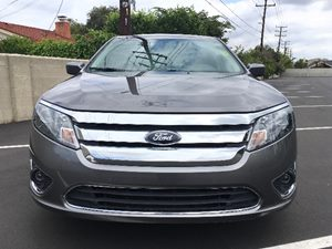 2010 Ford Fusion Base Carfax 1-Owner - No AccidentsDamage Reported  Sterling Gray Metallic  W
