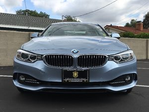 2014 BMW 4 Series 428i Carfax 1-Owner - No AccidentsDamage Reported  Blue  We are not respons