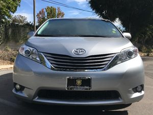2015 Toyota Sienna XLE 7-Passenger Auto Carfax 1-Owner  Silver Sky Metallic  We are not respon